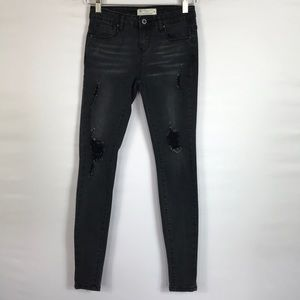 ANGEL KISS SKINNY JEANS SIZE 1